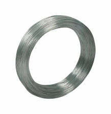 Deacero  3 in. H x 1,711 ft. L Steel  Smooth Wire  Metallic
