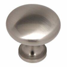 """AMEROCK Allison Satin Nickel 1-1/4"""" Cabinet Door Knob BP53005-G10 25+SHIPFREE"""