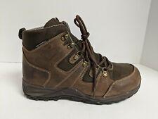 Drew Trek Waterproof Hiking Boot, Brown, Mens 9.5 XX-Wide