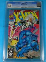 CGC Comic graded 9.8 X Men 91 DC #1 Key issue first app acolytes