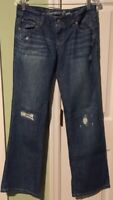 EUC American Eagle Stretch Favorite Boyfriend Women's Jeans Size 6R