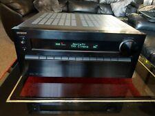 Onkyo TX-NR818 Network 7 ch 8 hdmi USB remote mic home cinema amplifier boxed