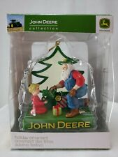 Rare 2009 John Deere Collection Holiday Ornament By Enseco - New in Package