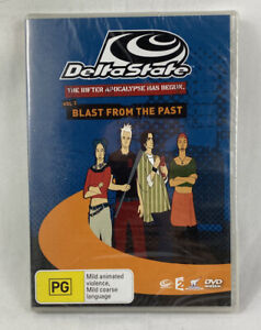 Deltastate Cabin Blast From The Past Vol.3 DVD Video NEW/Sealed - Free Postage