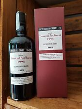 Rum ENMORE AND PORT MOURANT 1998 EHPM Demerara Distillers  very rare