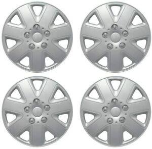 "New 15"" Wheel trims /Hub Caps fits VAUXHALL CORSA,COMBO,ASTRA, VECTRA-set of 4"