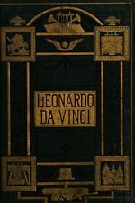 82 LEONARDO DA VINCI BOOKS ON USB - PAINTINGS DRAWINGS INVENTIONS WORKS ART LIFE