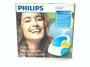 Philips GoLite BLU Energy Light Therapy Lamp HF3422