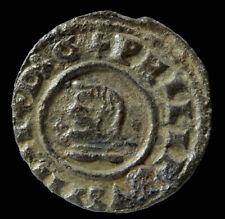 Felipe IV, 4 Maravedis de Córdoba 1663 - 16 mm / 1,06 gr.