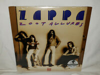 Frank Zappa Zoot Allures Sealed New Vinyl LP w Terry Bozzio German Audiophile
