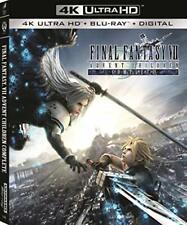 Final Fantasy VII: Advent Children Complete 4K + Blu-ray + Digital💽 Jun.8,21