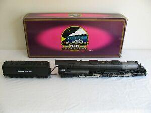 MTH Premier O Scale Union Pacific 4-8-8-4 Big Boy Locomotive w/ PS-3 Upgrade EX