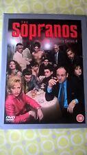 The Sopranos - Series 4 - Complete (DVD, 2003, 6-Disc Set)