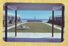 FL Juno Beach 1950-60s postcard JUNO BY THE SEA MOTEL J Raymond LaThomus