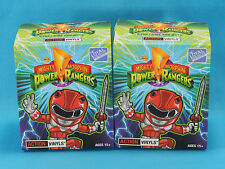 2x Action Vinyls Power Rangers X The Loyal Subjects Blind Boxes Sealed 2014
