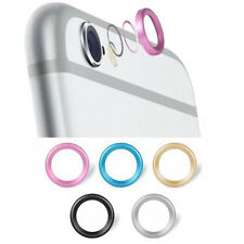 5Pcs Back Camera Metal Lens Protective Ring Circle Cover for iPhone 6 5.5  GOLD
