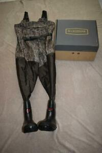 LaCrosse Men's Wetlands 1600 Waders Insulated Breathable Mossy Oak 736122 NIB
