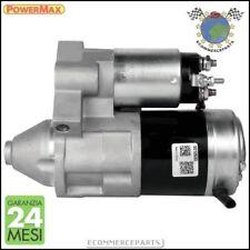 BXD Motorino avviamento starter PowerMax JEEP WRANGLER II Benzina 1996>2008
