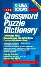 USA Today Crossword Puzzle Dictionary: The Newest Most Authoritative Reference B