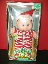 Cabbage Patch Kids Holiday Baby Mattel & Vintage Lunchbox with Thermos