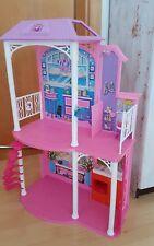 Großes Barbie Haus mit Zubehör