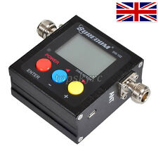 2-Way Radio Surecom SW-102 120W NJ Digital VHF/UHF Antenna Power SWR Meter UK
