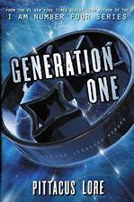 Generation One (Lorien Legacies Reborn) [New Book] Hardcover