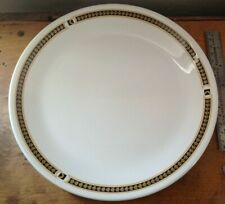 Vintage Syracuse China Canada- Wheatsheaves Dinner Plate CP Hotels/Railway?