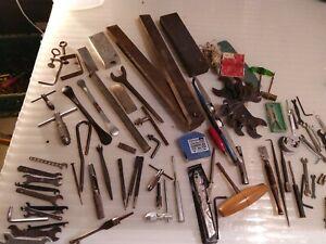 Vintage Engineering Tools Bundle