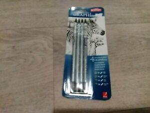Derwent Graphitone Watersoluble  Pencils( Pk4)