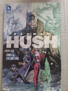 Batman Hush By Jim Lee And Jeph Loeb