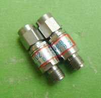 HRS AT-102 coaxial attenuator  2dB DC-18GHz 1W SMA RF [CAPT2011]