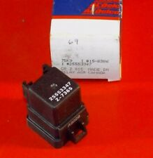NOS New GM 1990-1993 Buick Oldsmobile Pontiac Cadillac 88 98 fan relay 25553347