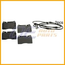 Front Disc Brake Pads Wear Sensors Range Rover Sport 2006 - 2009 Meyle Semi Met