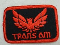 NEW Trans Am Vintage Patch