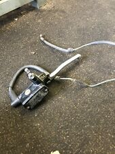 Honda Cbr1000f Sc24 Clutch Master Cylinder With Pipework And Lever