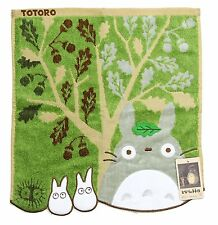 My Neighbor Totoro Wash Towel Acorn Tree ver. From Japan