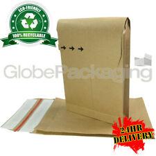 """1000 lamina metallica VERDE 9/""""x12/"""" mailing borse affrancatura postale"""