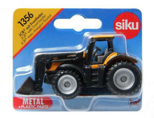 SIKU 1356 JCB with FRONT LOADER - Diecast Metal and Plastic- NEW