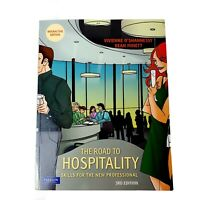 The Road To Hospitality Skills For The New Professional Interactive Edition