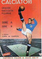 ALBUM COMPLETO RISTAMPA L'UNITA' ANNO 1963-64