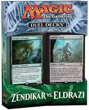 Magic the Gathering (MTG) - Zendikar vs Eldrazi Factory Sealed Duel Deck