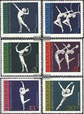 Bulgarien 1941-1946 (kompl.Ausg.) postfrisch 1969 WM: Rythmische Sportgymnastik