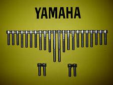 Yamaha XT500 XT 500cc SR500 SR Inoxydable Acier Moteur Allen Kit Vis *GB Envoie