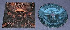 2003 METAL ~ E-FORCE ~ Evil Forces ~ RARE PROMO ~ PROMOTIONAL CD