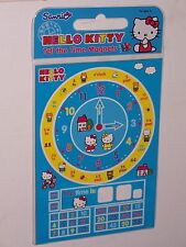 Hello KITTY dire le temps aimants