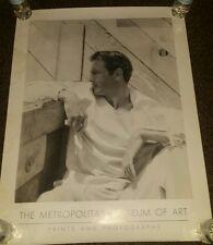 Gary Cooper 1934•George Hoyningen-Huene•Metropolitan Museum of Art POSTER 26x34