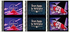 """35mm Cartoon Film: PARAMOUNT """"From Nags to Witches"""" (1966) IB TECHNICOLOR"""