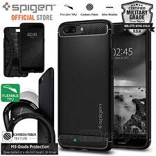 Spigen OnePlus 5 Rugged Armor Case Black Premium Design Ultimate Protection