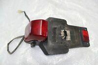 Rücklicht Lampe Heck Kennzeichenträger Rear Honda NX 650 Dominator RD02 #R7990